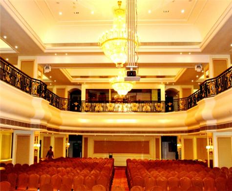 熹龙酒店会议大厅及总统套房大厅
