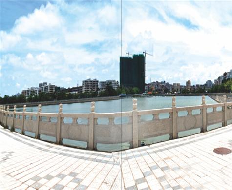 东湖改造工程