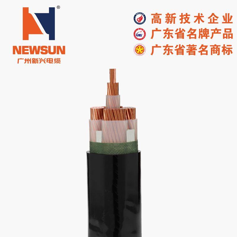 WDZA-YJE 0.6、1kV 4X150+1X70  低压电缆