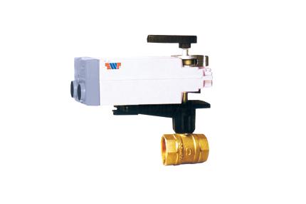 HV2650系列调节型电动二通和三通阀
