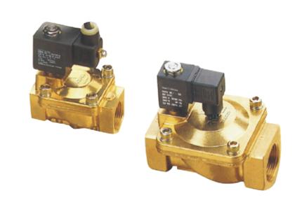 M100 系列黄铜电磁阀