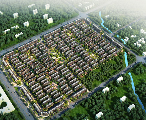 阳江市现代城