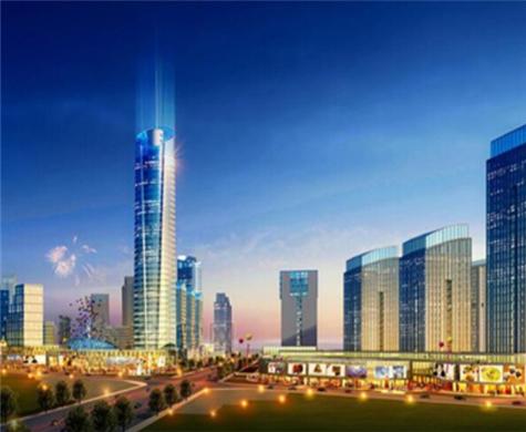 环海凯莱酒店工程45层